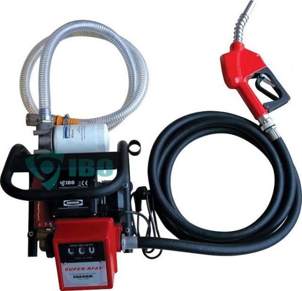 IBO AOP-60 szett 370W Üzemanyag szivattyú , gázolaj szivattyú