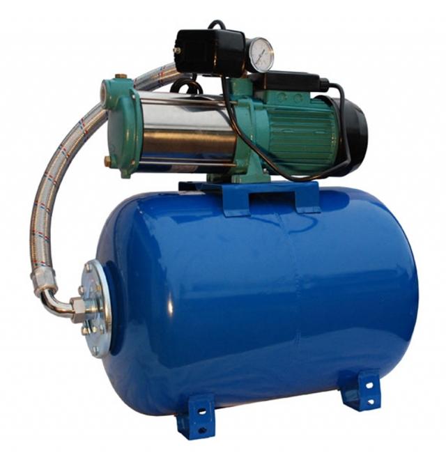 IBO MHI 1300 SS hidrofor 24L Házi vízellátó szivattyú