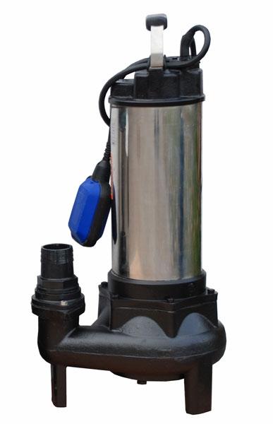 IBO WQ 1500 PROFESSIONAL búvárszivattyú vágószerkezettel szennyvízszivattyú