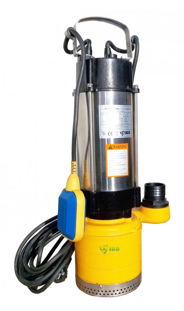 IBO SWQ 1800-H Szennyezett víz szivattyú