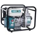 HERON EPH-80 Benzinmotoros vízszivattyú, motoros szivattyú