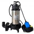 IBO KRAKEN 1800 DF Vágószerkezettel szennyezett víz és szennyvíz szivattyú