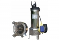 IBO SWQ 2200 búvárszivattyú vágószerkezettel szennyvízszivattyú